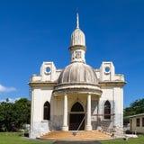 Καθεδρικός ναός στη γαλλική Πολυνησία Στοκ Φωτογραφίες