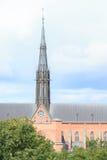 Καθεδρικός ναός στη Στοκχόλμη Στοκ φωτογραφίες με δικαίωμα ελεύθερης χρήσης