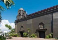 Καθεδρικός ναός στις Φιλιππίνες Στοκ Φωτογραφίες