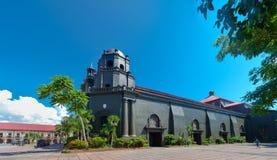 Καθεδρικός ναός στις Φιλιππίνες Στοκ Φωτογραφία