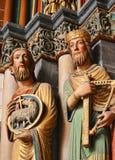 Καθεδρικός ναός στο Μάαστριχτ, Κάτω Χώρες Στοκ φωτογραφίες με δικαίωμα ελεύθερης χρήσης