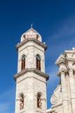 Καθεδρικός ναός της Αβάνας στην παλαιά Αβάνα, Κούβα Στοκ φωτογραφίες με δικαίωμα ελεύθερης χρήσης