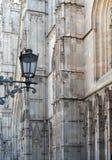 Καθεδρικός ναός της Βαρκελώνης λεπτομέρειας Στοκ φωτογραφία με δικαίωμα ελεύθερης χρήσης