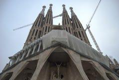 Καθεδρικός ναός της Βαρκελώνης Στοκ φωτογραφία με δικαίωμα ελεύθερης χρήσης