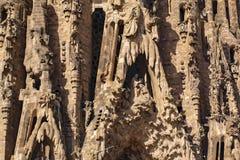Καθεδρικός ναός της Βαρκελώνης Στοκ εικόνα με δικαίωμα ελεύθερης χρήσης