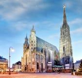 Καθεδρικός ναός της Βιέννης, ST Stephan, Αυστρία Στοκ εικόνα με δικαίωμα ελεύθερης χρήσης