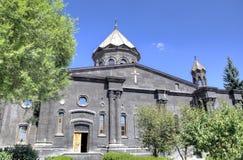 Καθεδρικός ναός της ιερής μητέρας του Θεού Gyumri στοκ εικόνες με δικαίωμα ελεύθερης χρήσης