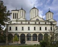 Καθεδρικός ναός της ιερής τριάδας στα ΝΑΚ Σερβία Στοκ φωτογραφία με δικαίωμα ελεύθερης χρήσης