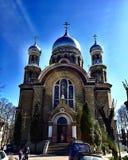 Καθεδρικός ναός της ιερής τριάδας στοκ εικόνα