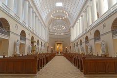Καθεδρικός ναός της Κοπεγχάγης Στοκ Εικόνες