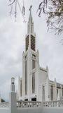 Καθεδρικός ναός της κυρίας μας της αμόλυντης σύλληψης Στοκ εικόνα με δικαίωμα ελεύθερης χρήσης