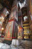 Καθεδρικός ναός της κυρίας Σμολένσκ μας μονή novodevichiy Στοκ φωτογραφίες με δικαίωμα ελεύθερης χρήσης