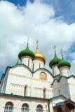 Καθεδρικός ναός της μεταμόρφωσης του λυτρωτή, μοναστήρι Αγίου Στοκ Φωτογραφίες