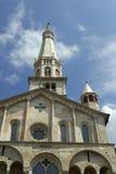 καθεδρικός ναός της Μοντένας Στοκ Εικόνες