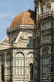 Καθεδρικός ναός της Σάντα Μαρία del Fiore - της Φλωρεντίας - της Ιταλίας Στοκ Φωτογραφία