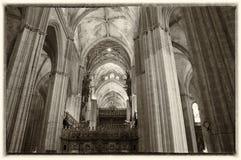 Καθεδρικός ναός της Σεβίλης Στοκ Εικόνες