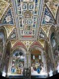 Καθεδρικός ναός της Σιένα, Ιταλία Στοκ Φωτογραφία
