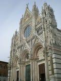 Καθεδρικός ναός της Σιένα στην Ιταλία Στοκ Εικόνες