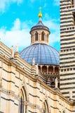 Καθεδρικός ναός της Σιένα, Di Σιένα, Ιταλία Duomo Στοκ φωτογραφία με δικαίωμα ελεύθερης χρήσης