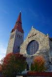 Καθεδρικός ναός της Τάμπερε Στοκ Φωτογραφία