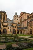 Καθεδρικός ναός της Τρίερ Στοκ φωτογραφία με δικαίωμα ελεύθερης χρήσης