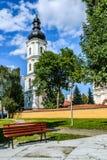Καθεδρικός ναός της υπόθεσης της Virgin Mary Στοκ Εικόνες