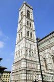 Καθεδρικός ναός της Φλωρεντίας - Campanile Di Giotto στοκ εικόνα με δικαίωμα ελεύθερης χρήσης