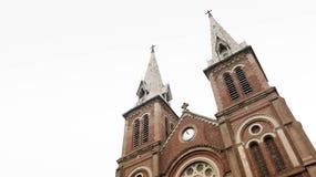 Καθεδρικός ναός της Notre Dame στο Βιετνάμ Στοκ εικόνα με δικαίωμα ελεύθερης χρήσης