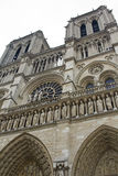 Καθεδρικός ναός της Notre Dame Στοκ φωτογραφία με δικαίωμα ελεύθερης χρήσης