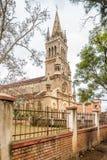 Καθεδρικός ναός της Notre Dame Salette σε Antsirabe Στοκ εικόνα με δικαίωμα ελεύθερης χρήσης