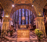 Καθεδρικός ναός του Άαχεν, Γερμανία στοκ φωτογραφία