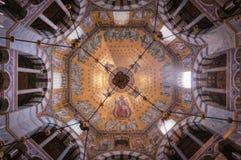 Καθεδρικός ναός του Άαχεν, Γερμανία Στοκ φωτογραφία με δικαίωμα ελεύθερης χρήσης