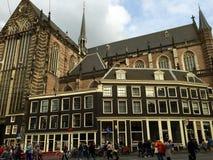 Καθεδρικός ναός του Άμστερνταμ Στοκ Φωτογραφία
