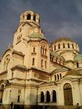 καθεδρικός ναός του Αλεξάνδρου nevsky Στοκ φωτογραφία με δικαίωμα ελεύθερης χρήσης
