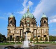 Καθεδρικός ναός του Βερολίνου στο Βερολίνο Στοκ Φωτογραφία