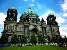 Καθεδρικός ναός του Βερολίνου Στοκ φωτογραφία με δικαίωμα ελεύθερης χρήσης