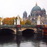 Καθεδρικός ναός του Βερολίνου Στοκ Φωτογραφίες