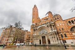 Καθεδρικός ναός του Γουέστμινστερ - Λονδίνο Στοκ εικόνες με δικαίωμα ελεύθερης χρήσης