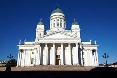 Καθεδρικός ναός του Ελσίνκι Στοκ φωτογραφίες με δικαίωμα ελεύθερης χρήσης