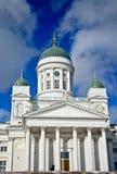 Καθεδρικός ναός του Ελσίνκι Στοκ εικόνα με δικαίωμα ελεύθερης χρήσης