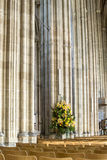 Καθεδρικός ναός του Καντέρμπουρυ Lnside Στοκ εικόνες με δικαίωμα ελεύθερης χρήσης
