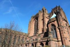 Καθεδρικός ναός του Λίβερπουλ Στοκ εικόνα με δικαίωμα ελεύθερης χρήσης