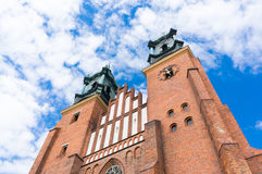 Καθεδρικός ναός του Πόζναν Στοκ Φωτογραφίες