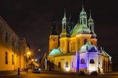 Καθεδρικός ναός του Πόζναν Στοκ Φωτογραφία