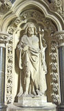 Καθεδρικός ναός του Σαλίσμπερυ Στοκ φωτογραφίες με δικαίωμα ελεύθερης χρήσης