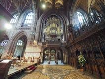 Καθεδρικός ναός του Τσέστερ στο Τσέστερ Στοκ φωτογραφίες με δικαίωμα ελεύθερης χρήσης