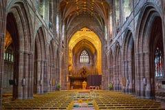 Καθεδρικός ναός του Τσέστερ Στοκ εικόνες με δικαίωμα ελεύθερης χρήσης