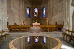 Καθεδρικός ναός του Brunswick (άποψη εσωτερικών) Στοκ εικόνα με δικαίωμα ελεύθερης χρήσης