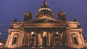 Καθεδρικός ναός του Isaac Στοκ Εικόνα