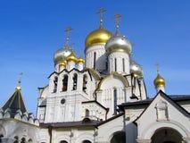 Καθεδρικός ναός του Nativity της ευλογημένης Virgin Mary Στοκ φωτογραφία με δικαίωμα ελεύθερης χρήσης